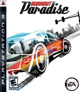 Download Burnout Paradise Torrent PS3 2009