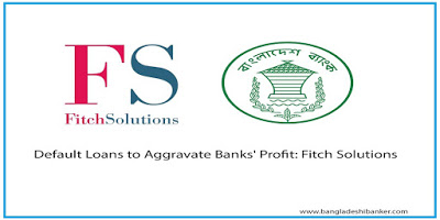Default Loans to Aggravate Banks' Profit: Fitch Solutions
