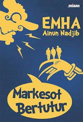 Buku Emha Ainun Nadjib Markesot Bertutur