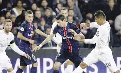مباراة باريس سان جيرمان وريال مدريد ضمن مباريات دوري أبطال أوروبا 2019