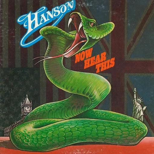 Hanson - Now Hear This (1973, Funk Rock)