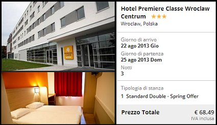 hotel premium wroclaw polonia