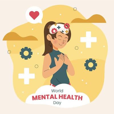 theme world mental healthy day 2020