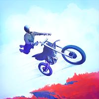 Psebay: Gravity Moto Trials Mod Apk