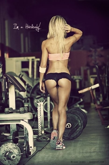 fit sexy butt