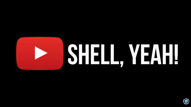 Shell Script no YouTube