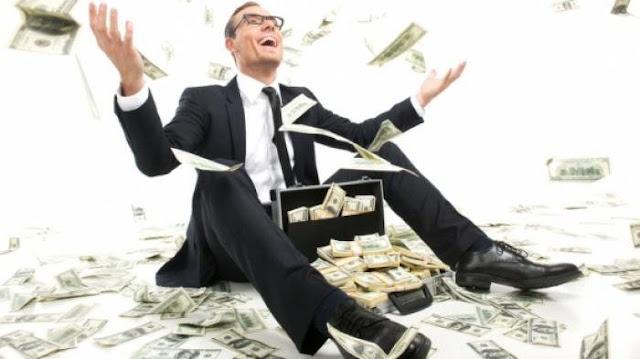 penyebab orang kaya jatuh miskin
