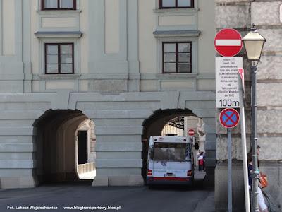 Arkady, Hofburg