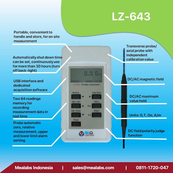 LZ-643 Gaussmeter