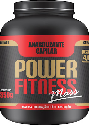Power Fitness Mass, anabolizante capilar garante