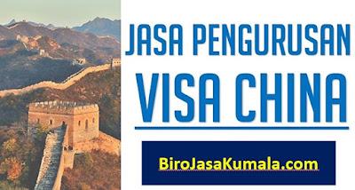 jasa pengurusan visa china