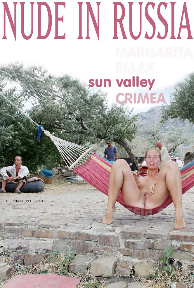 [Nude-in-Russia] Margarita S - Relax Sun Valley