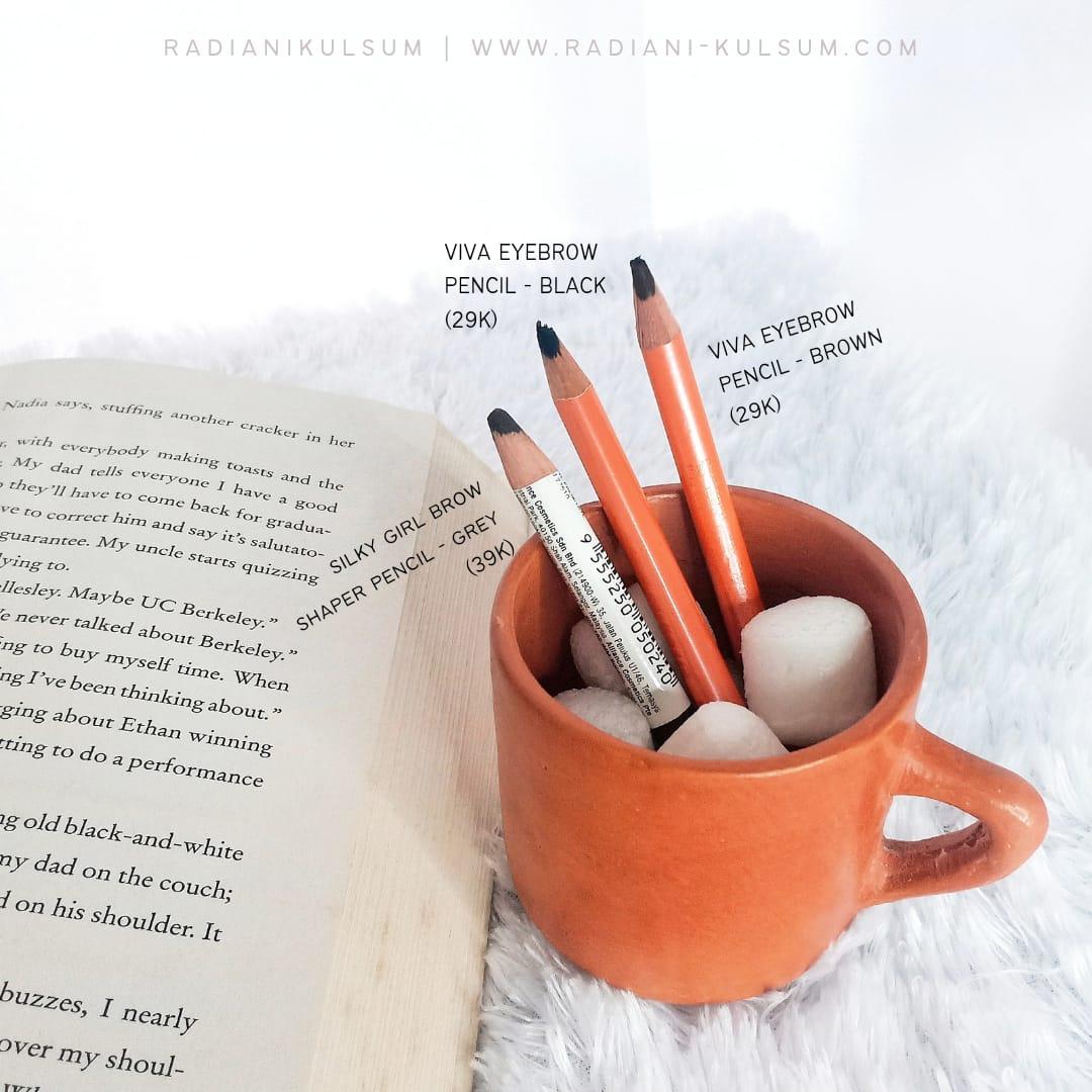 pensil alis di bawah Rp 50rb