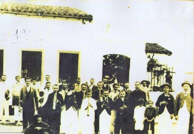 Pe. Francisco Freire de Menezes e a Lira Popular Nossa Senhora da Boa Hora - 1899