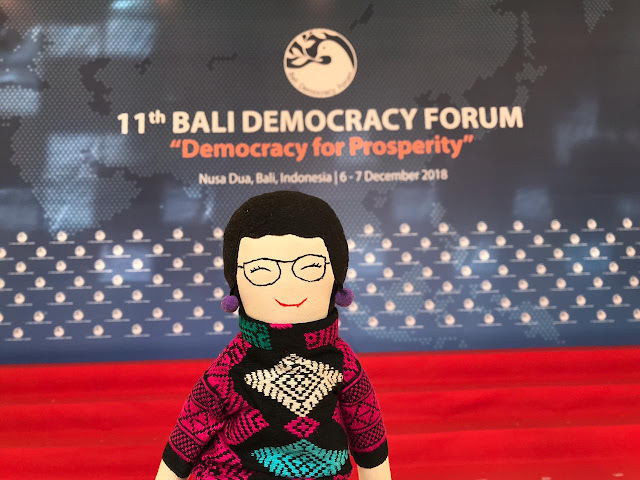 Bali Democracy Forum 2018