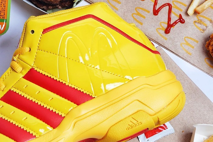 Adidas McDonalds All-American Game Basketball Shoes