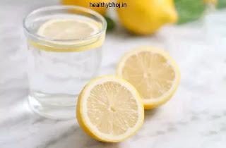 Ramadan lemon water