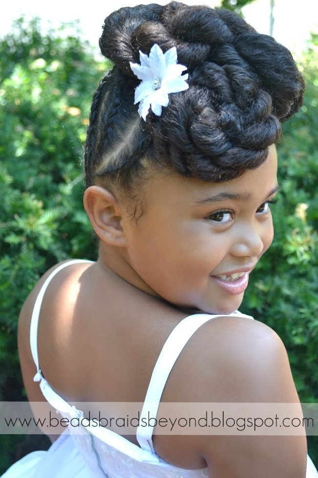 Admirable Our Favorite Easter Styles For Black Girls Curly Nikki Bloglovin Natural Hairstyles Runnerswayorg