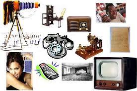 Medios De Comunicación Antiguos Y Actuales Medios De