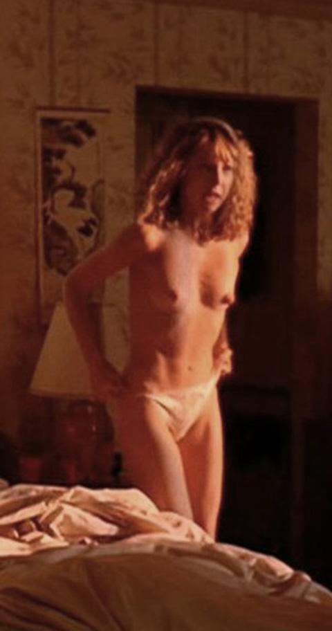 Terry Garr Naked