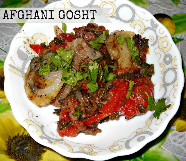 Afghani Gosht