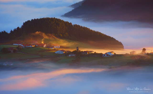 Casas en el Valle de Aramaio