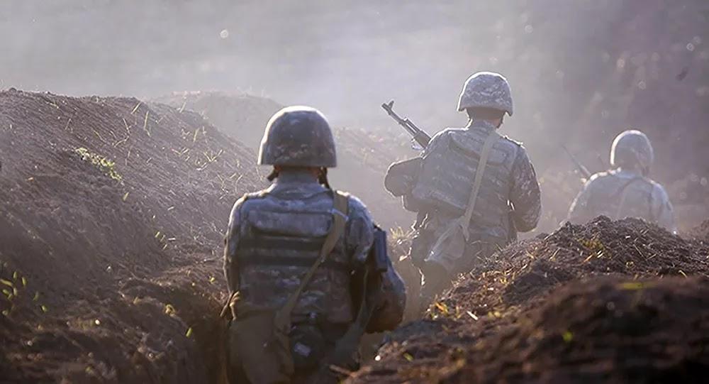 استمرار القتال بين أذربيجان وأرمينيا وسقوط عشرات القتلى بين الطرفين