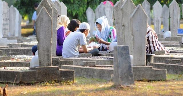 7 Langkah Setelah Orang Terakhir Meninggalkan Kubur