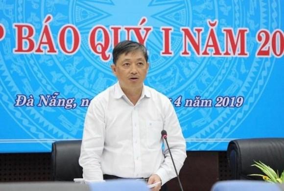 Miễn nhiệm Phó chủ tịch UBND TP Đà Nẵng - ông Đặng Việt Dũng
