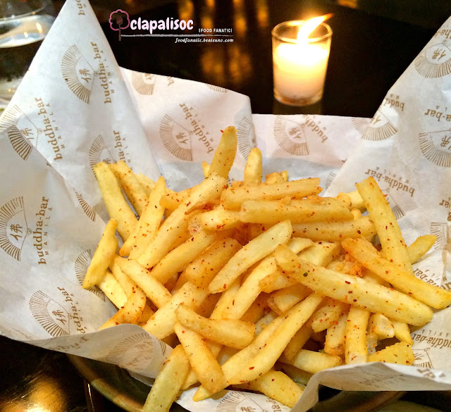 Togarashi Fries from Buddha Bar Manila