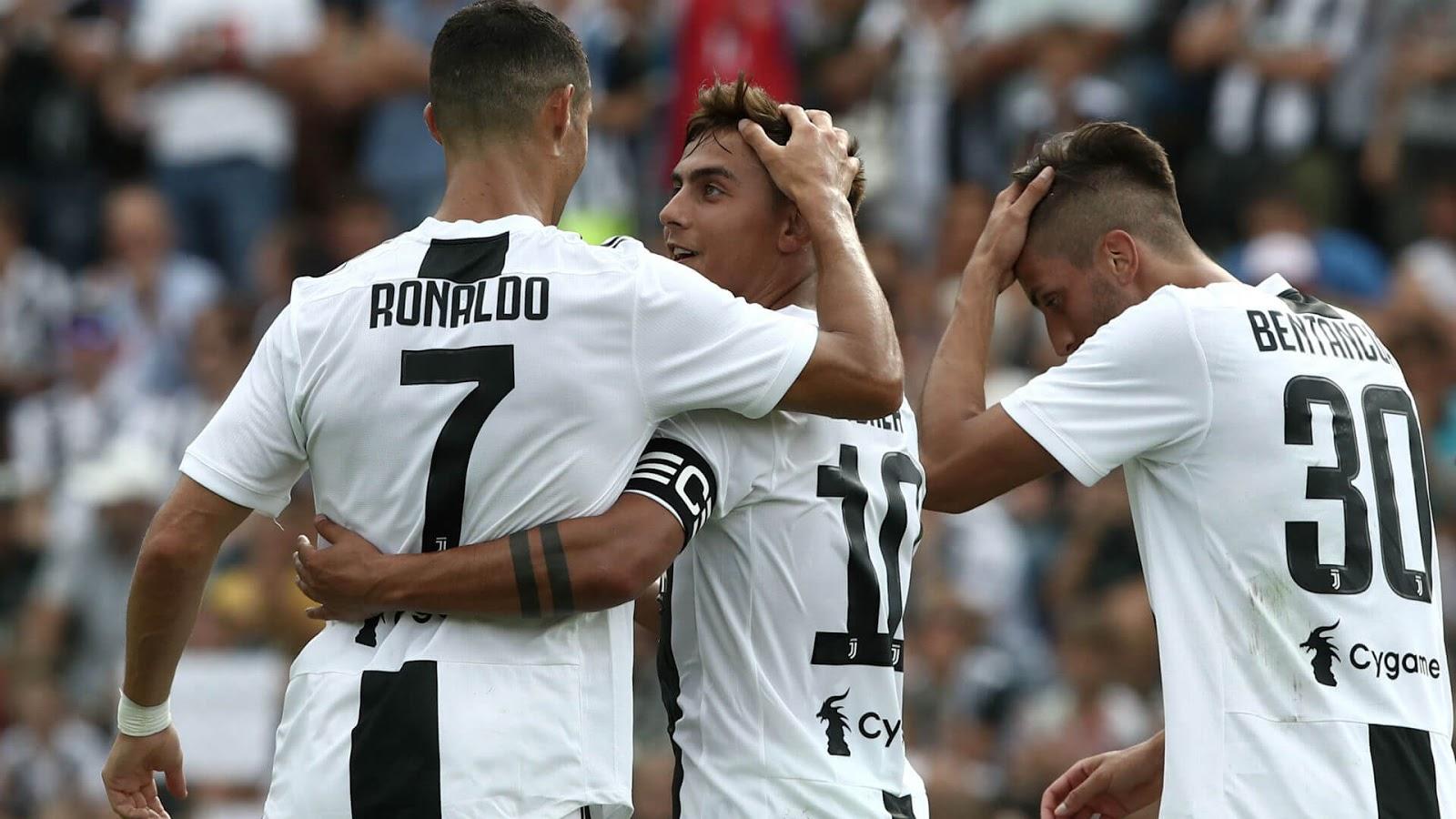 Ternyata Cristiano Ronaldo Minta Izin Kepada Juan Cuadrado