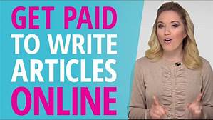 paid for article