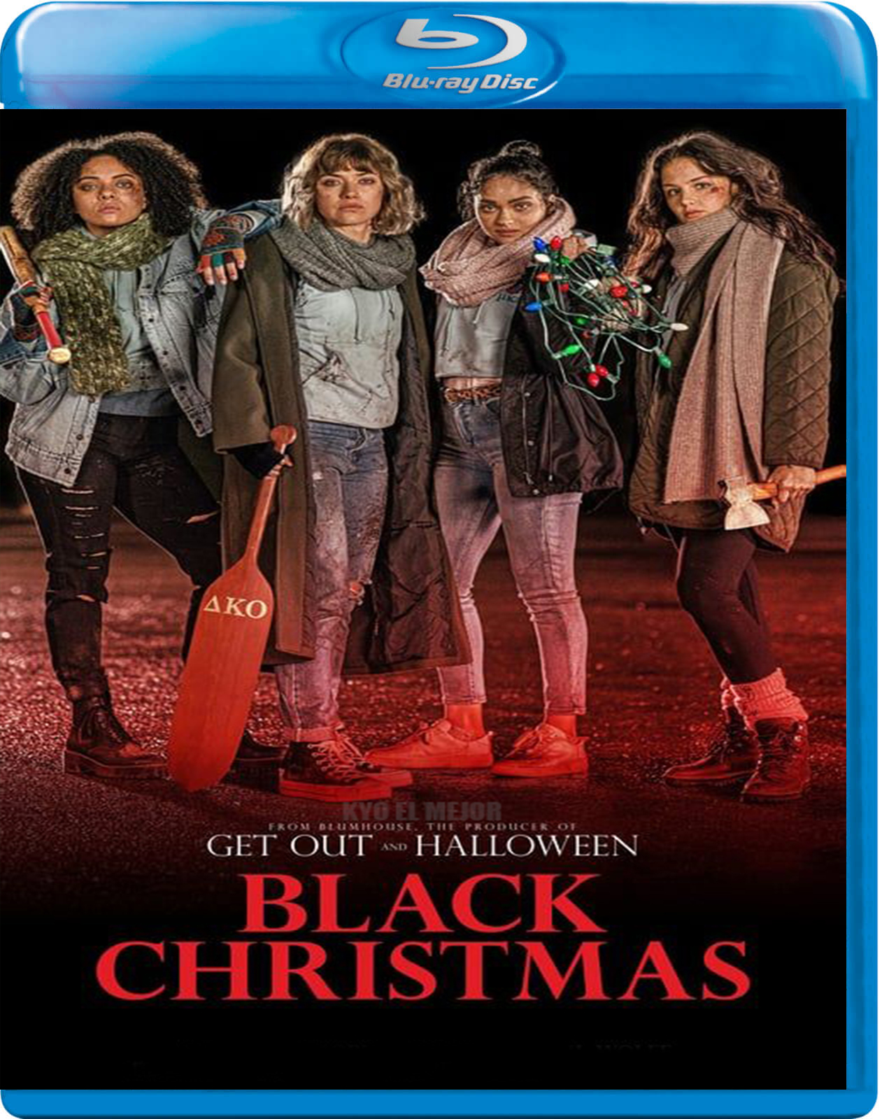 Black Christmas [2019] [BD50] [Latino]