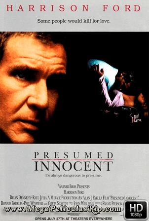 Se Presume Inocente [1080p] [Latino-Ingles] [MEGA]