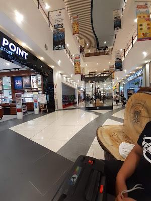 Santai Petang Di Aeon Bandar Dato Onn Johor Bahru