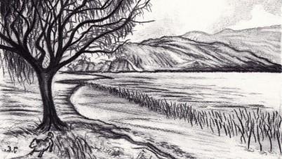 Saran Untuk Para Pemula Untuk Lukisan Pemandangan Alam