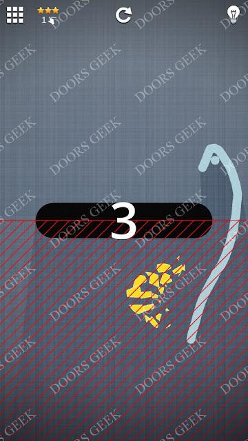 Shatterbrain Level 62 Solution Walkthrough Cheats