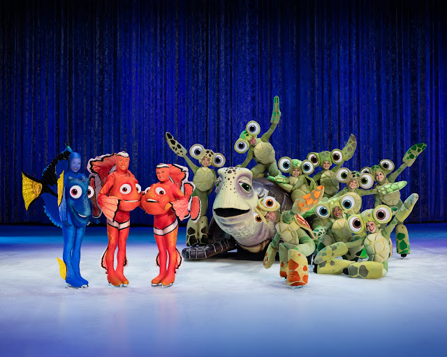 DISNEY ON ICE - 100 YEARS OF MAGIC - FINDING NEMO