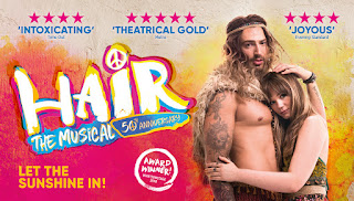 Hair The Musical 50th Anniversary Tour