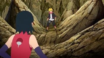 Boruto - Naruto The Next Generatión Capítulo 24: Boruto y Sarada