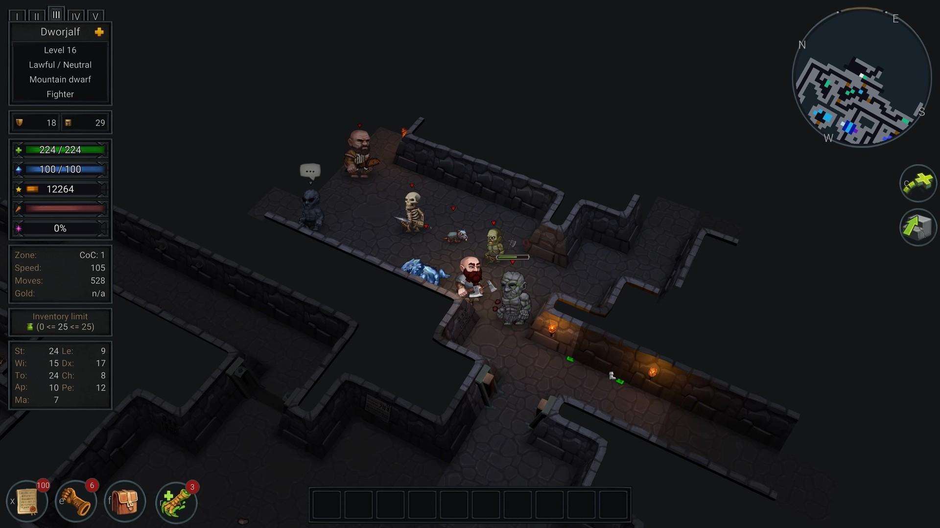ultimate-adom-caverns-of-chaos-pc-screenshot-4