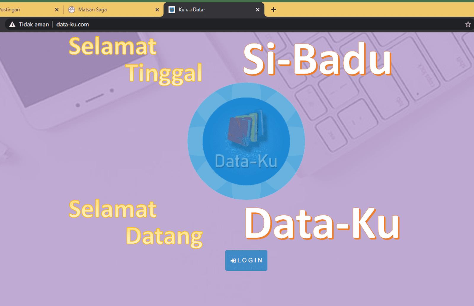 Si-Badu Vs Data-Ku
