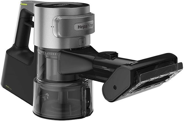 Review Beko PowerClean Cordless Vacuum Cleaner, Beko VRT94929VI, Beko Vacuum Cleaner, Home Appliances Review, Beko actiflex, vacuum review, lifestyle
