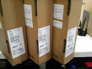TOSHIBA ノートPC まとめて3台買取しました RX73/CBP