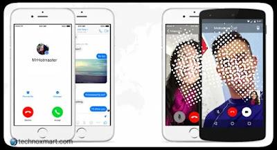 facebook messenger video calling apps
