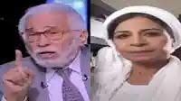 عفاف مصطفى بعد اتصال مفاجىء تحذف تدوينتها
