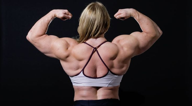 Training tips for a wider back
