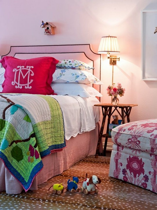 The Peak of Très Chic: Adorable Kid's Rooms