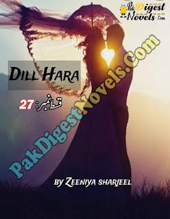 Dil Hara Episode 27 By Zeenia Sherjeel