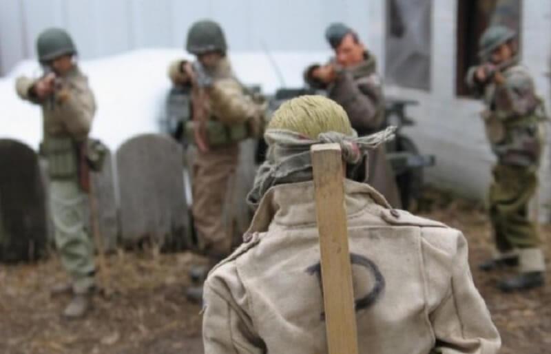 Hukuman Mati Tentera